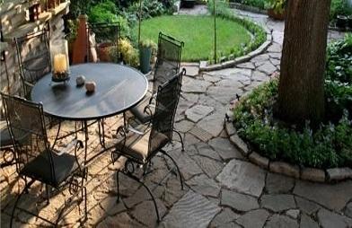 denver flagstone patios walkways work